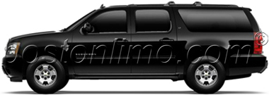 Boston Limo Chevrolet Suburban LT SUV
